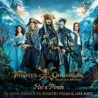 Cover Hans Zimmer vs. Dimitri Vegas & Like Mike - He's A Pirate [2017]